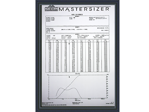 盛朗白石-XL2300质检报告