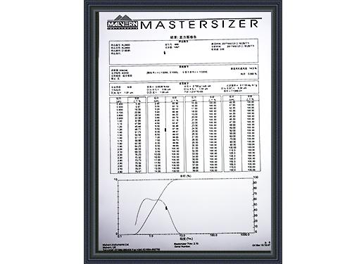 盛朗白石-XL2800质检报告